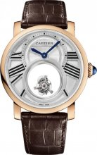Replik Rotonde de Cartier Mysterious Double Tourbillon W1556230