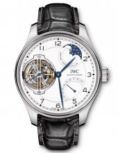 Schweizer IWC Portugieser Constant-Force Tourbillon Ausgabe 150 Years IW590202 Replik